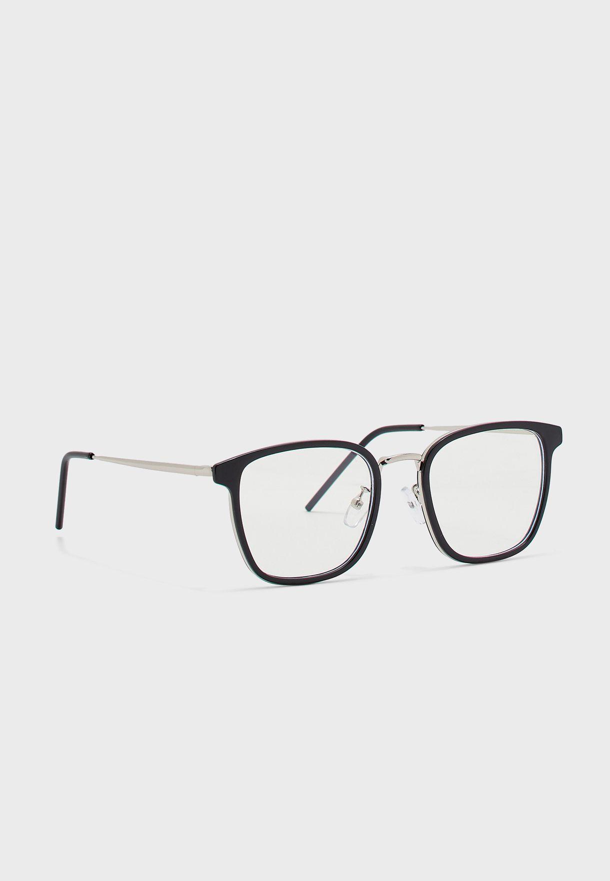 Clear Optical Lens Glasses