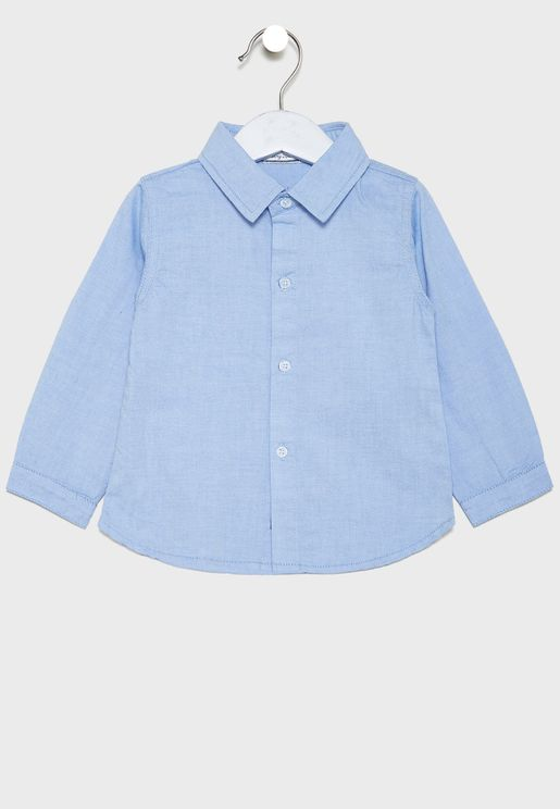 Infant Button Down Shirt