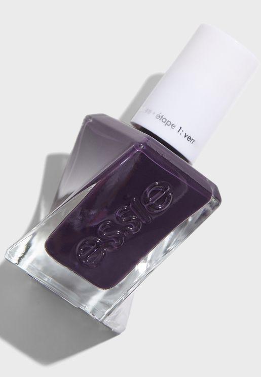 Gel Couture Nail Polish - Amethyst Noir