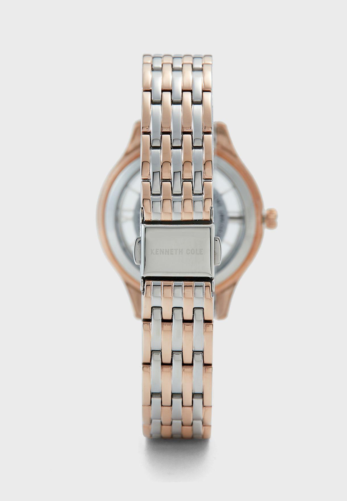 KC51013006 Steel Strap Analog Watch
