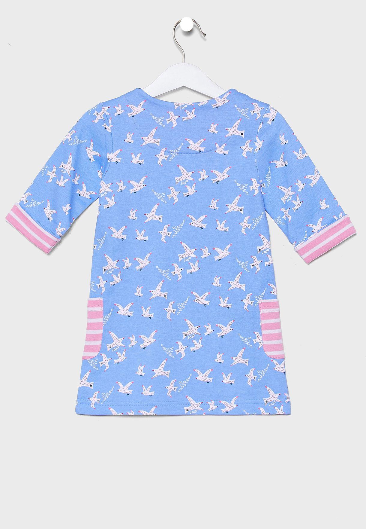 Infant Seagull A-Line Dress