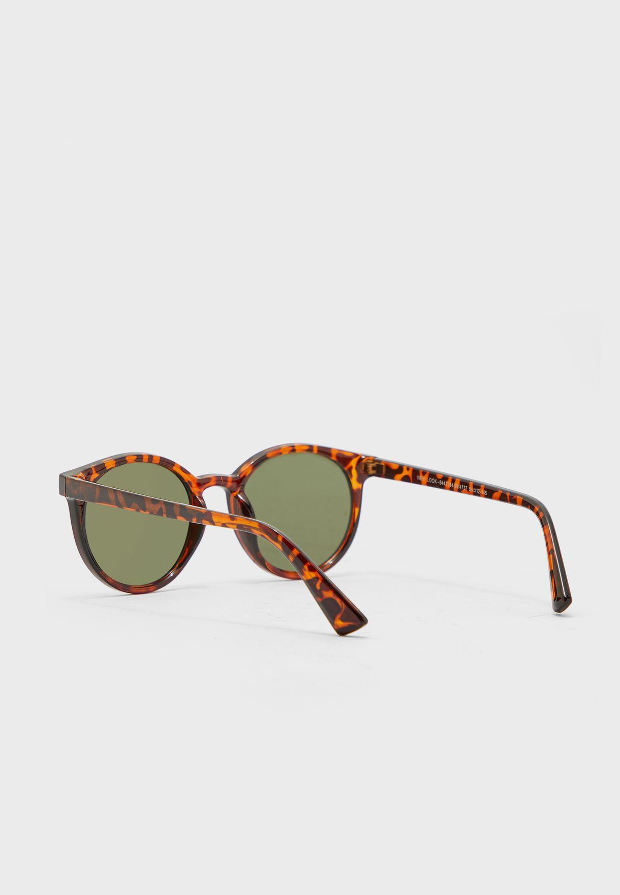Core Cat Eye Sunglasses