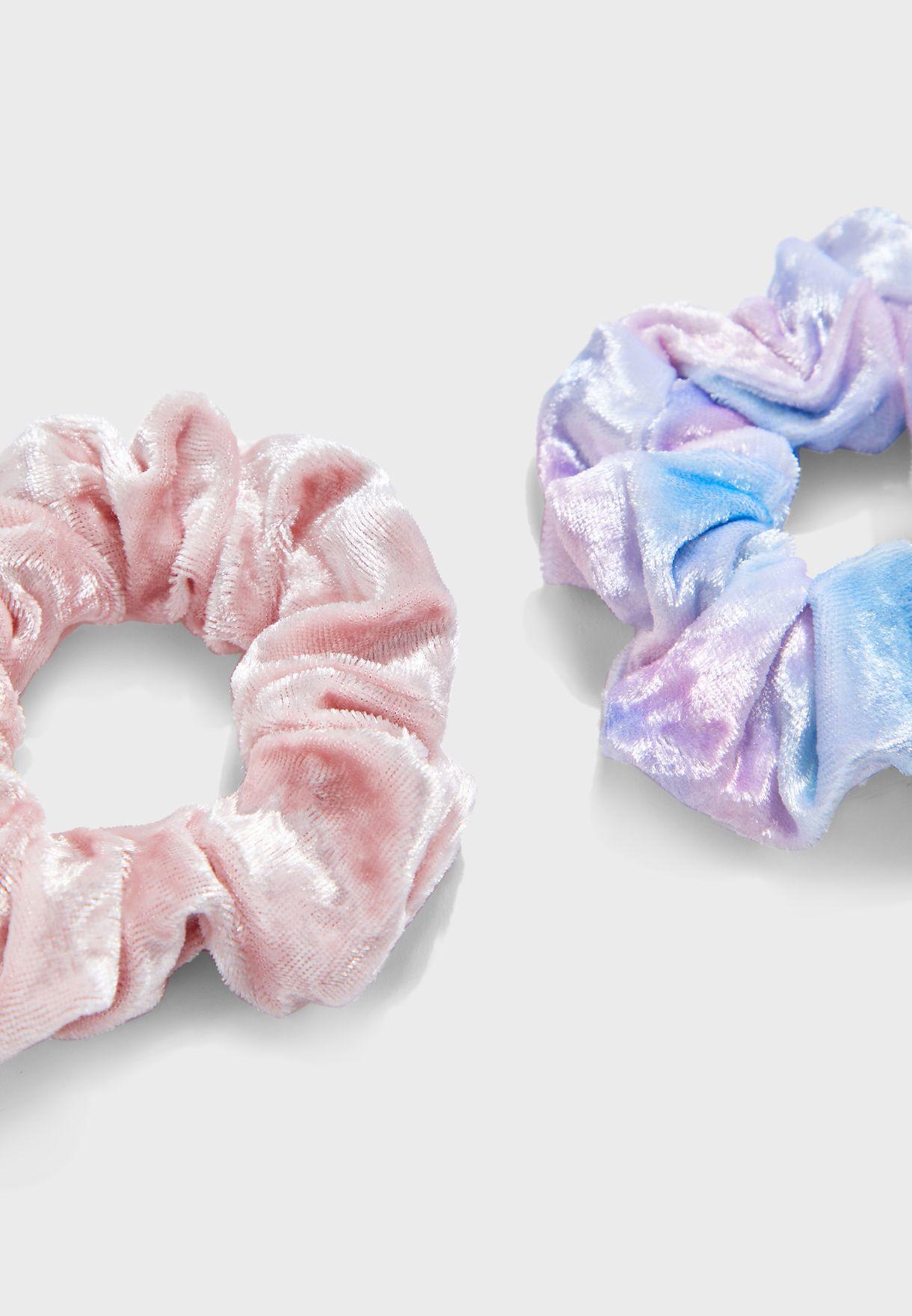 Multipack Scrunchie Hair Tie
