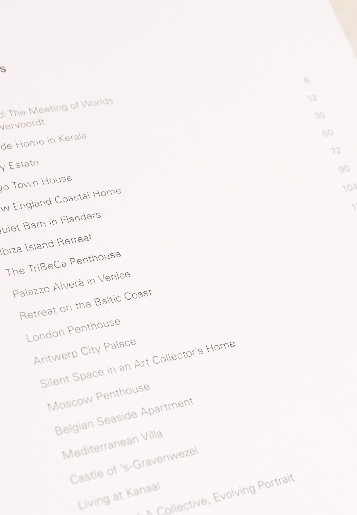 كتاب اليكس فيرفوردت: بورتريت اوف انتيريورز