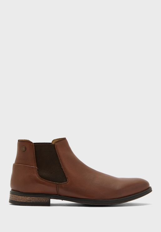 Frank Chelsea Boots