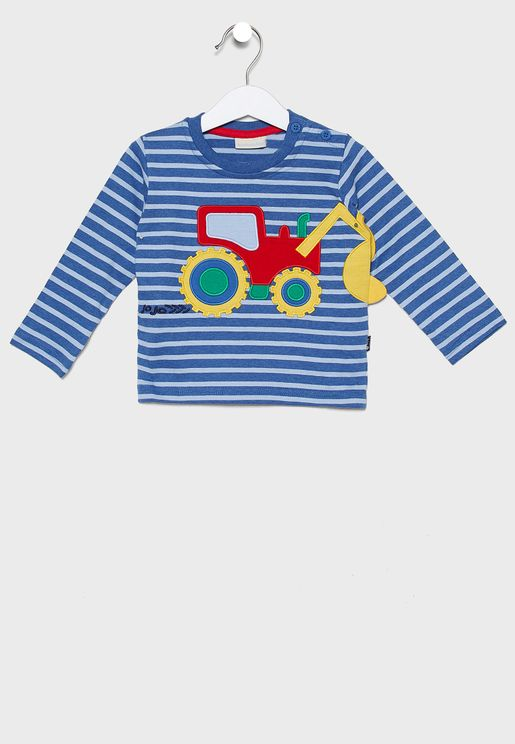 Kids Tractor T-Shirt