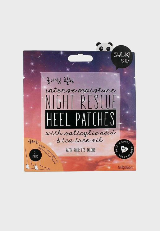 Night Rescue Heel Patches