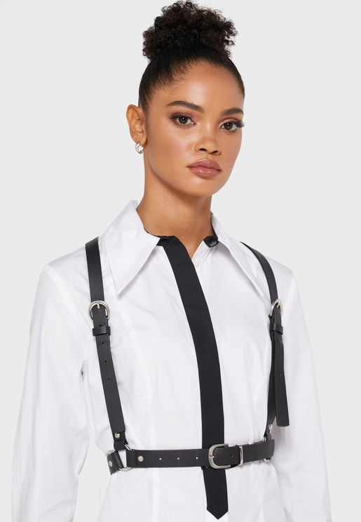 Cross Back Harness