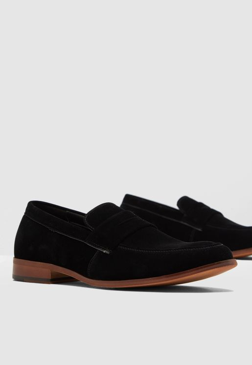 Velvet Casual Loafers