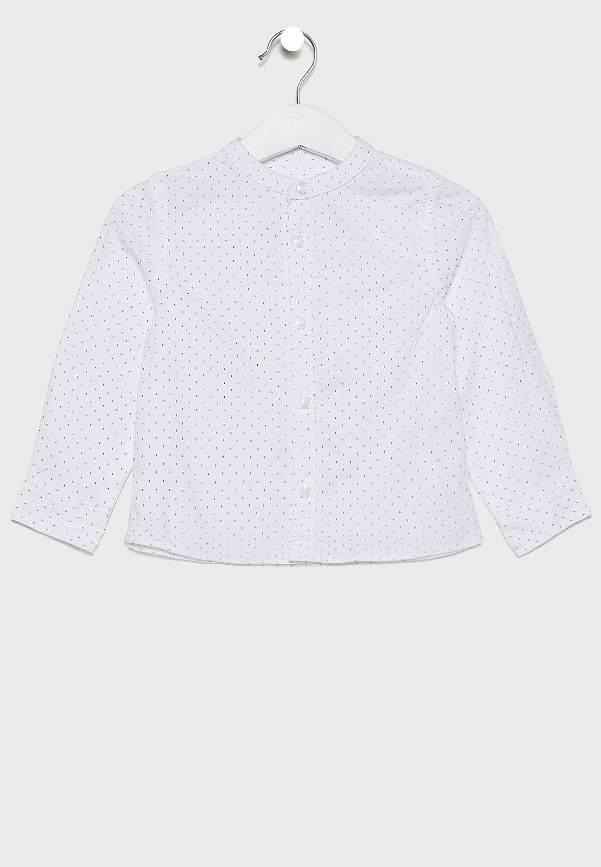 Infant Dotted Shirt