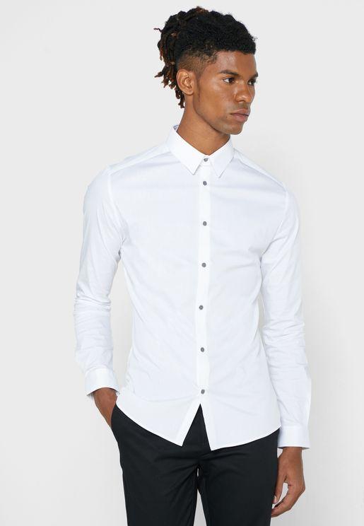 Essential Skinny Fit Shirt
