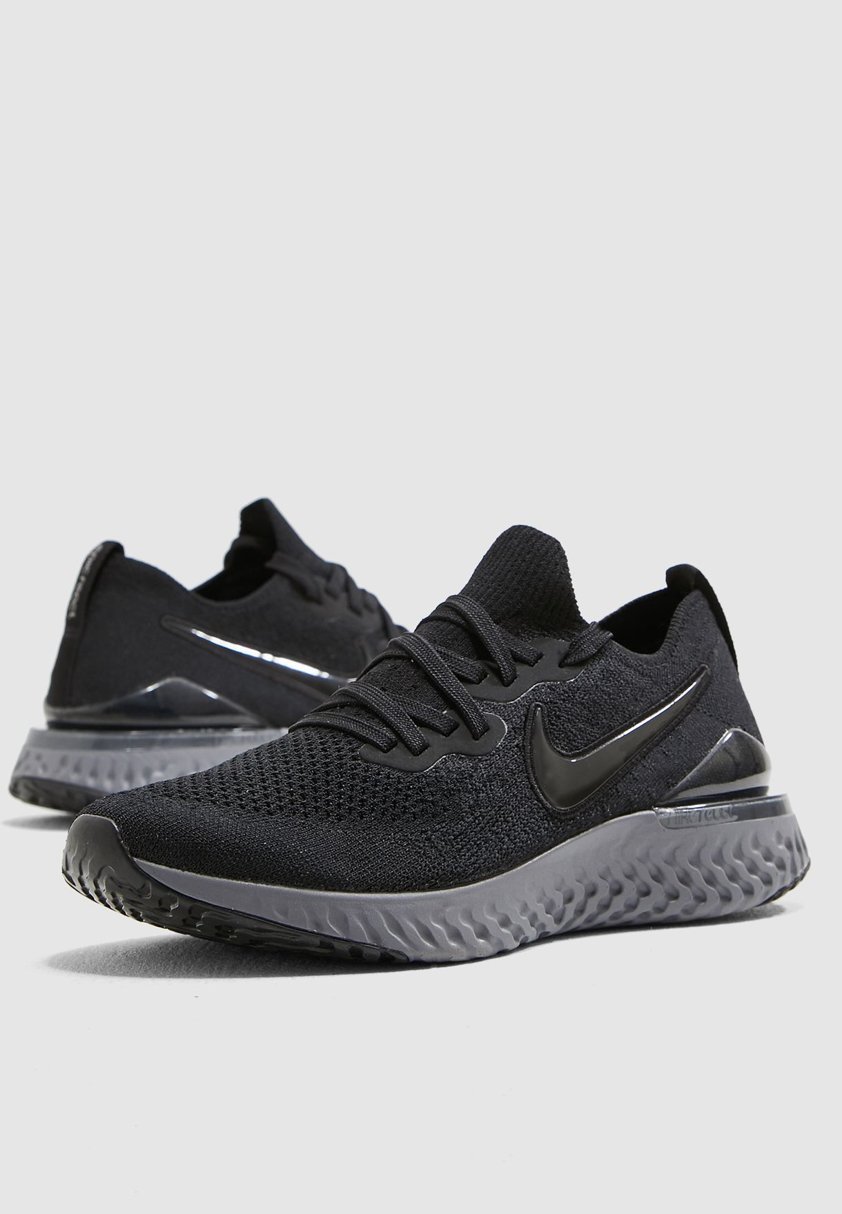 211f7f5bbc6a Shop Nike black Epic React Flyknit 2 BQ8927-001 for Women in Saudi -  72704SH07PLP