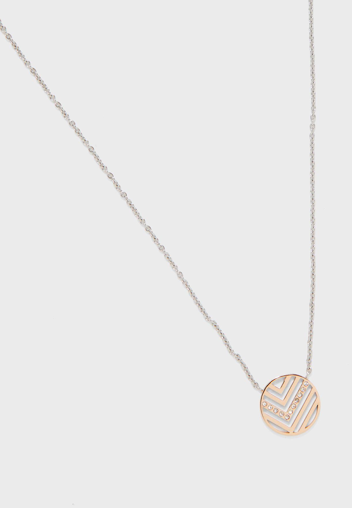 SKJB1001998 Elin Necklace + Earrings Set