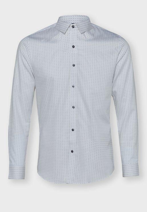 Diamond Print Shirt