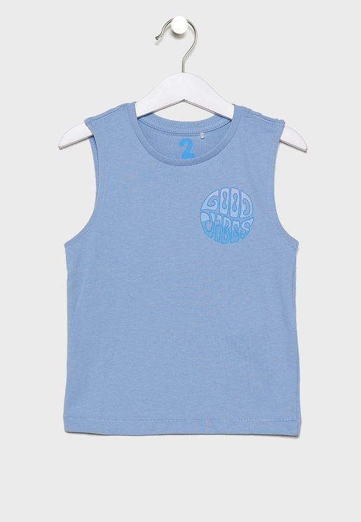 Kids Otis Muscle Vest
