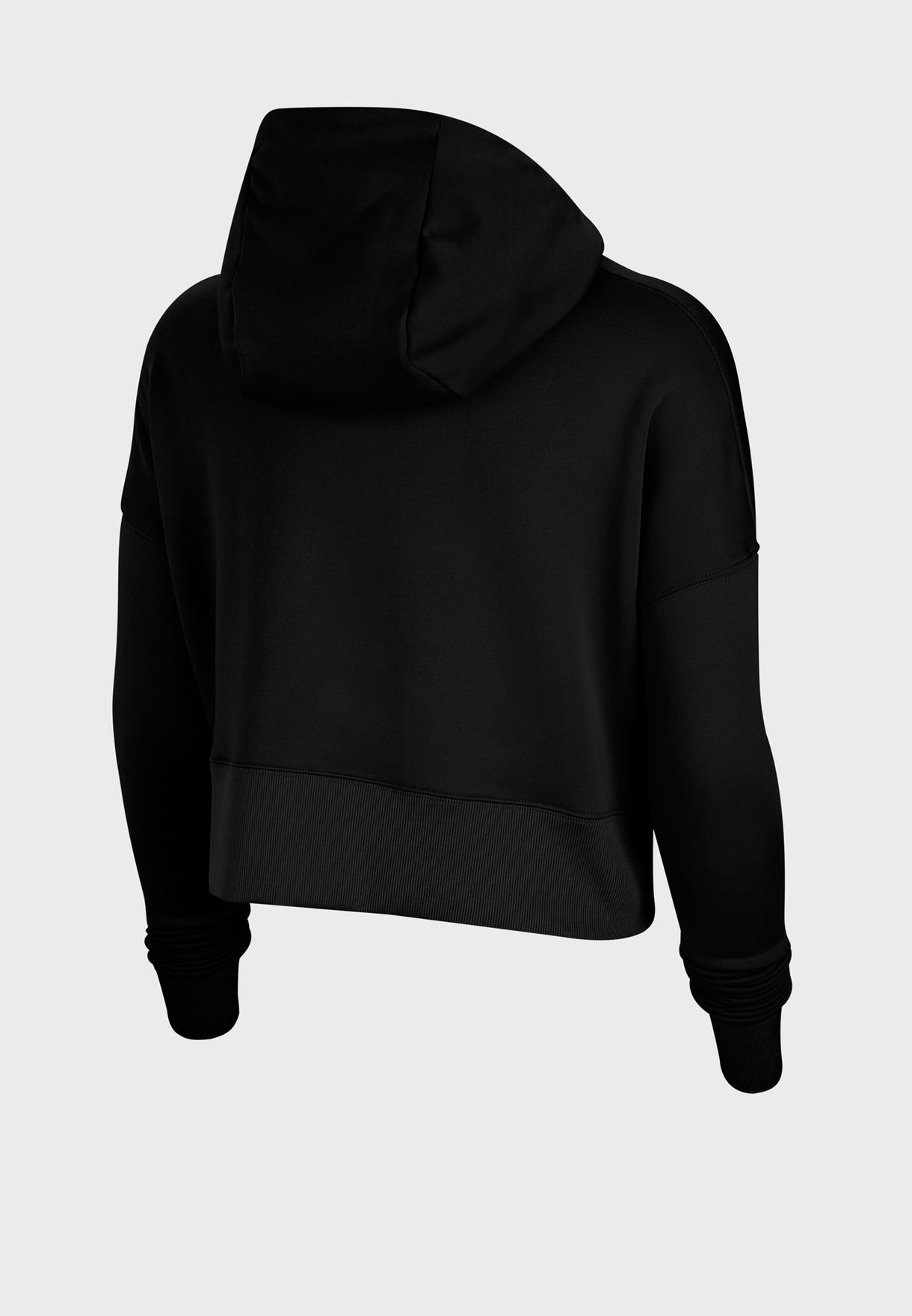 Therma Cropped Hoodie