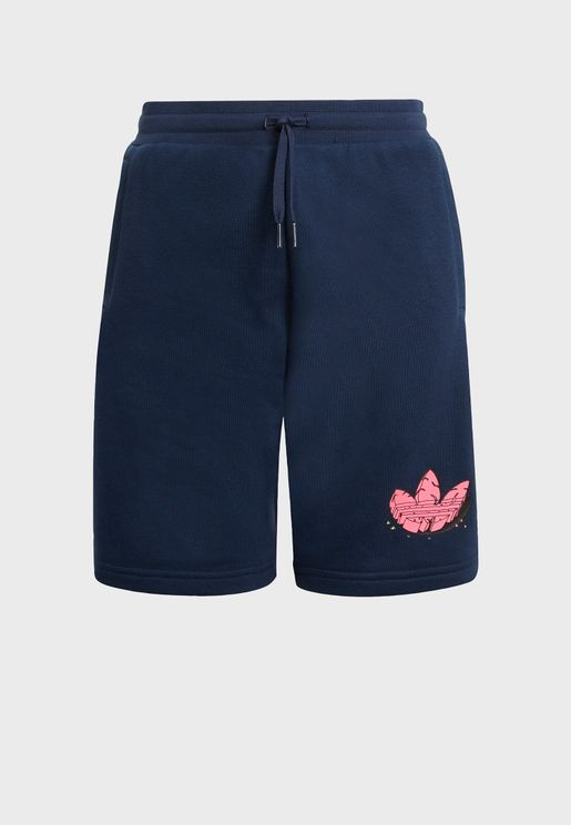Youth Graphic Shorts