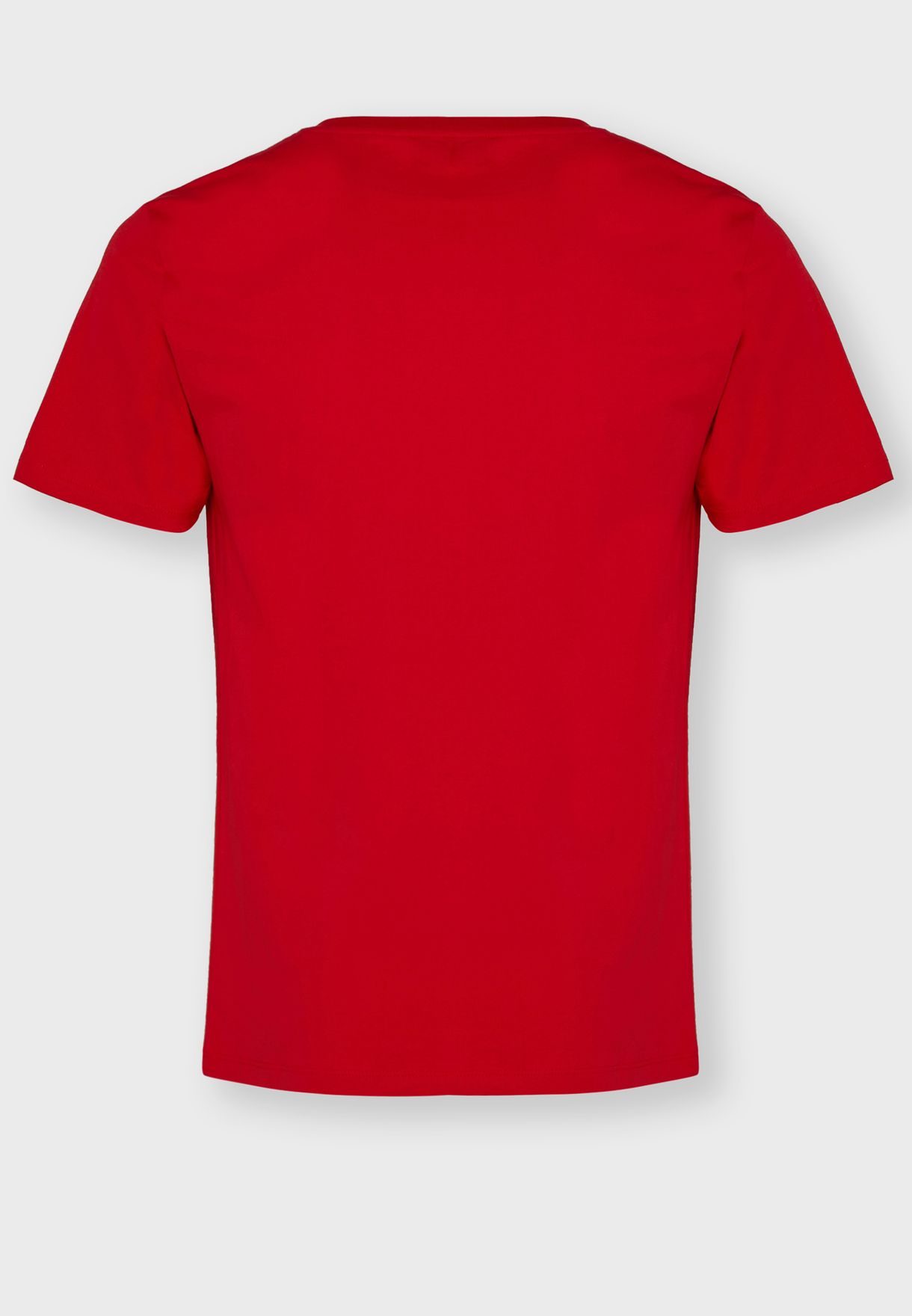 Never Forget Print T Shirt
