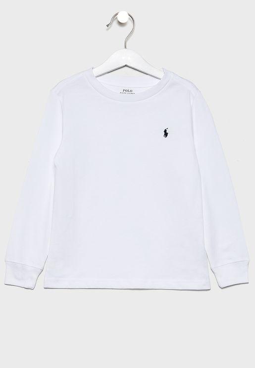 Kids Classic Logo T-Shirt