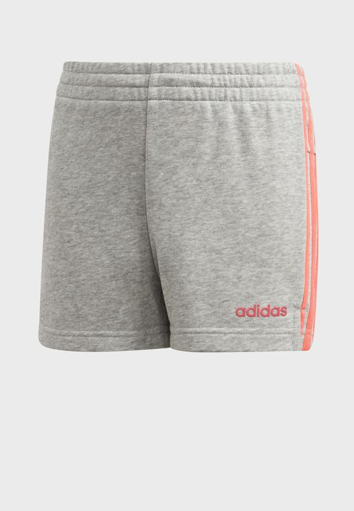 Youth Essential 3 Stripe Shorts