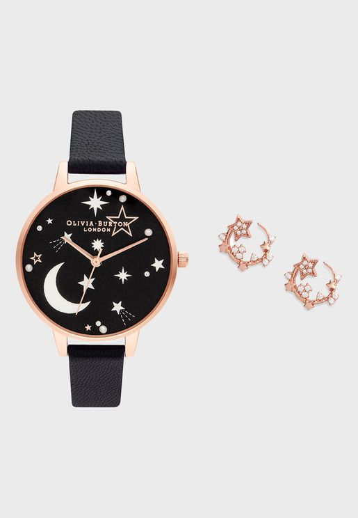 Ramdan  Analog Watch