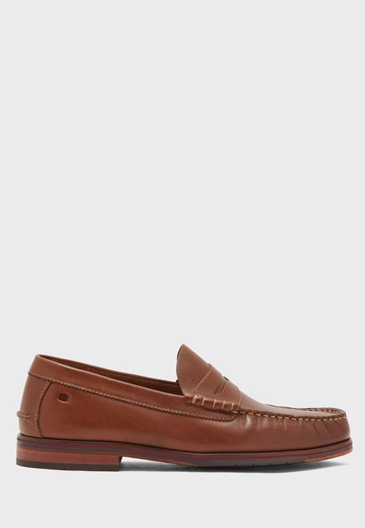 Semi Formal Moccasins