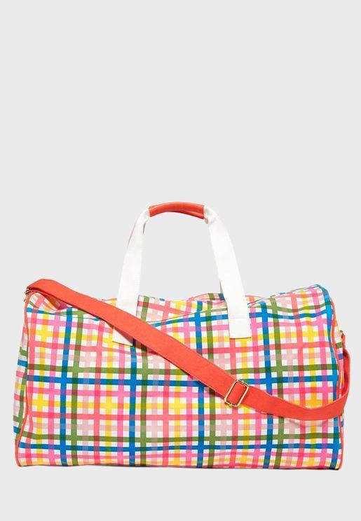 Block Party Duffle Bag