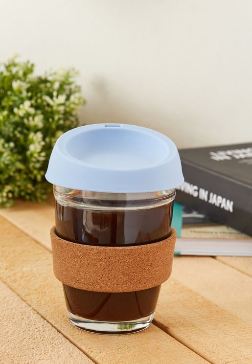 Mimo Glass Travel Mug
