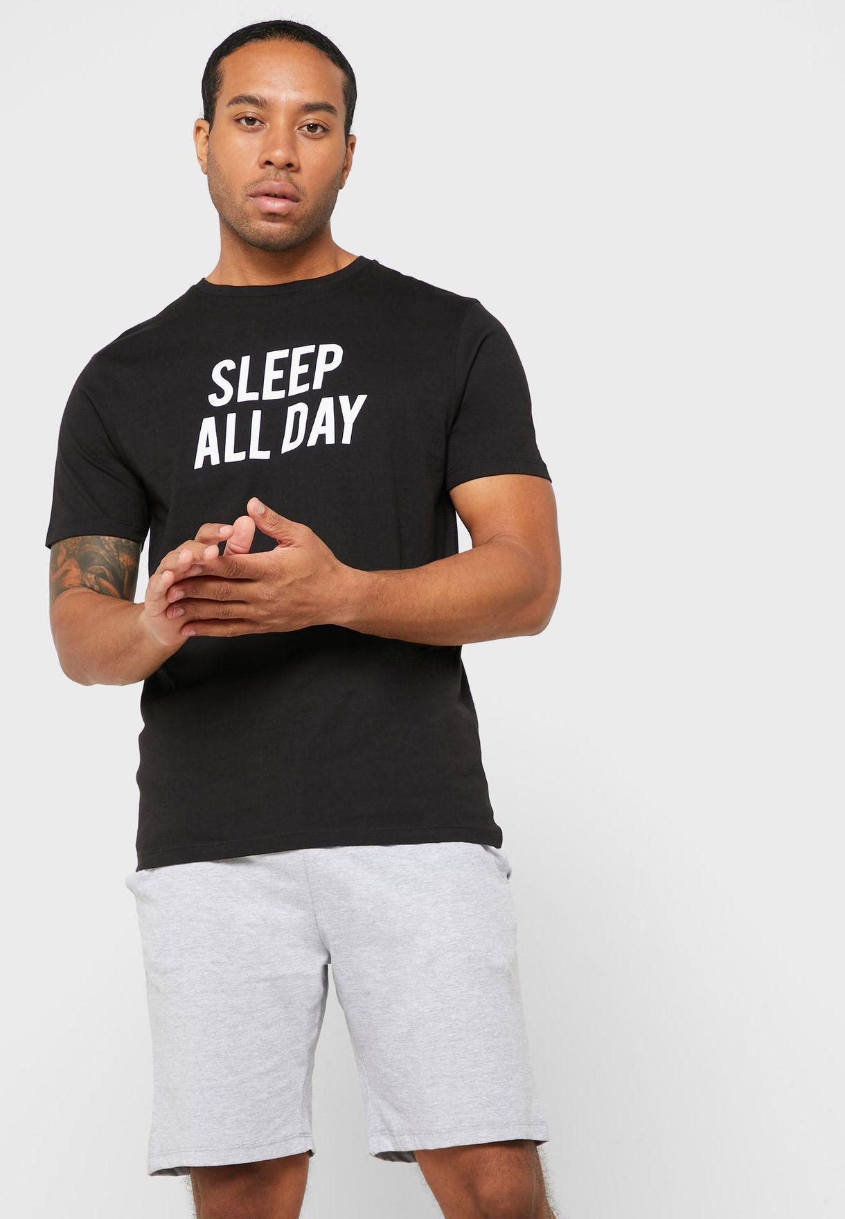 Sleep All Day PJ Set