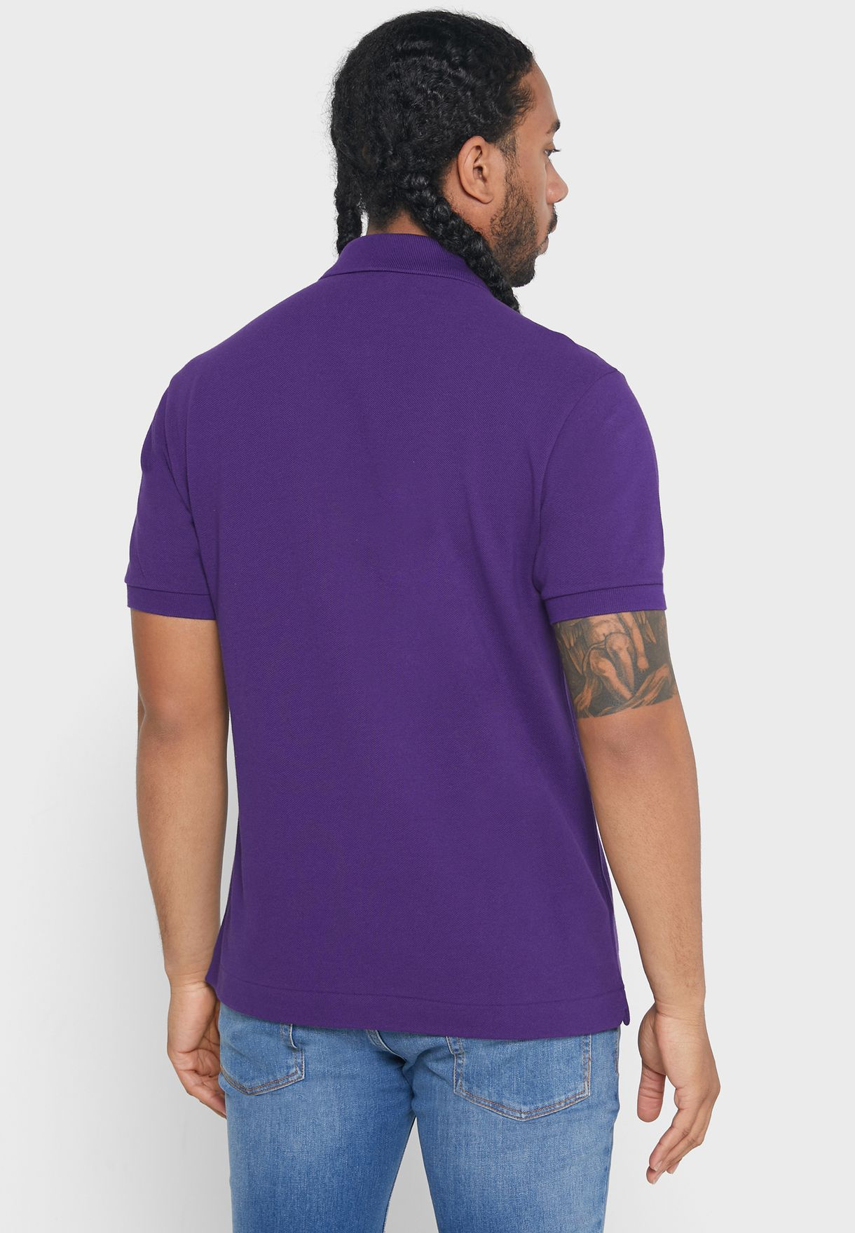 Chest Logo Polo