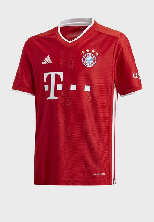 Youth FC Bayern Home Jersey