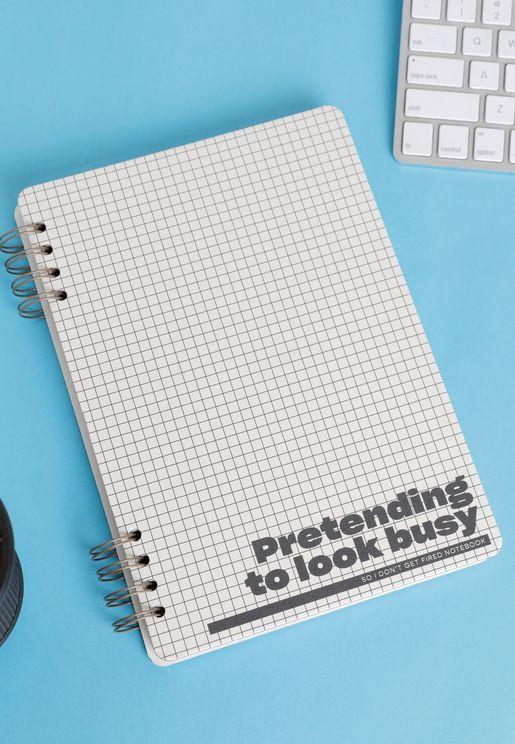 Billie B5 Notebook