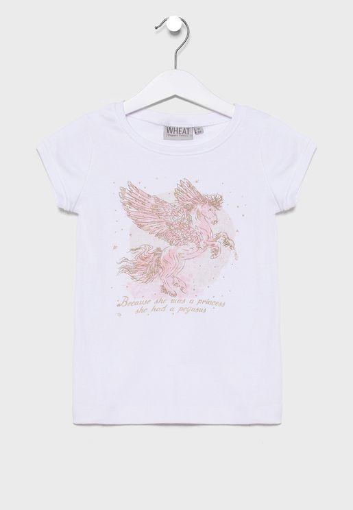 Little Pegasus T-Shirt