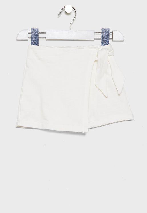 Kids Tennis Shorts