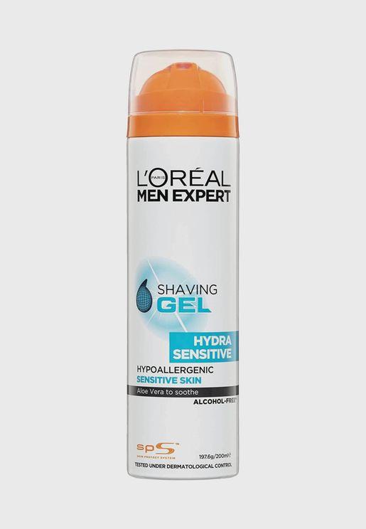 Hydrasensitive Shaving Gel 200 Ml