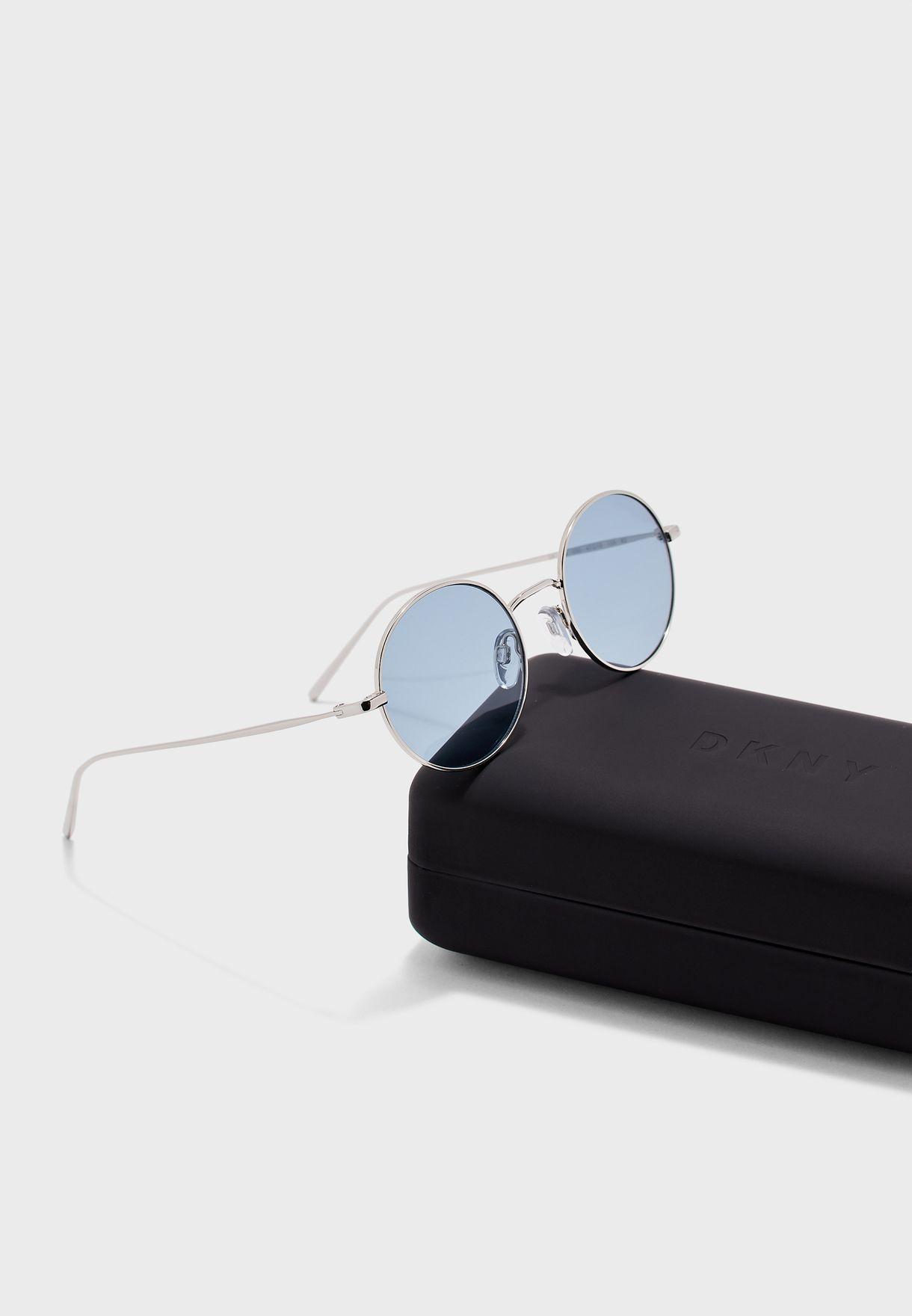 DK105S Round Sunglasses