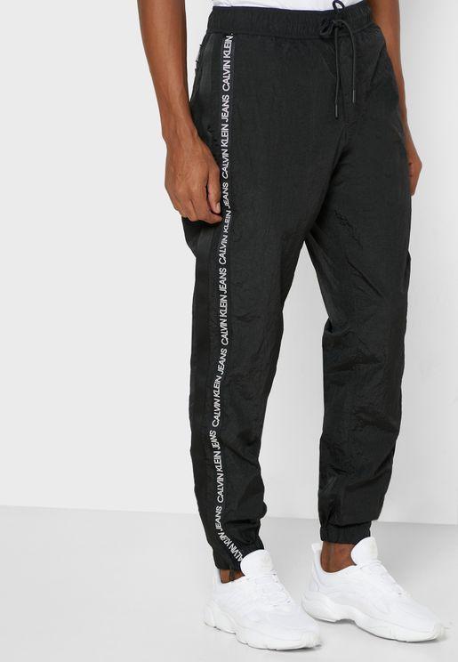 Side Logo Sweatpants