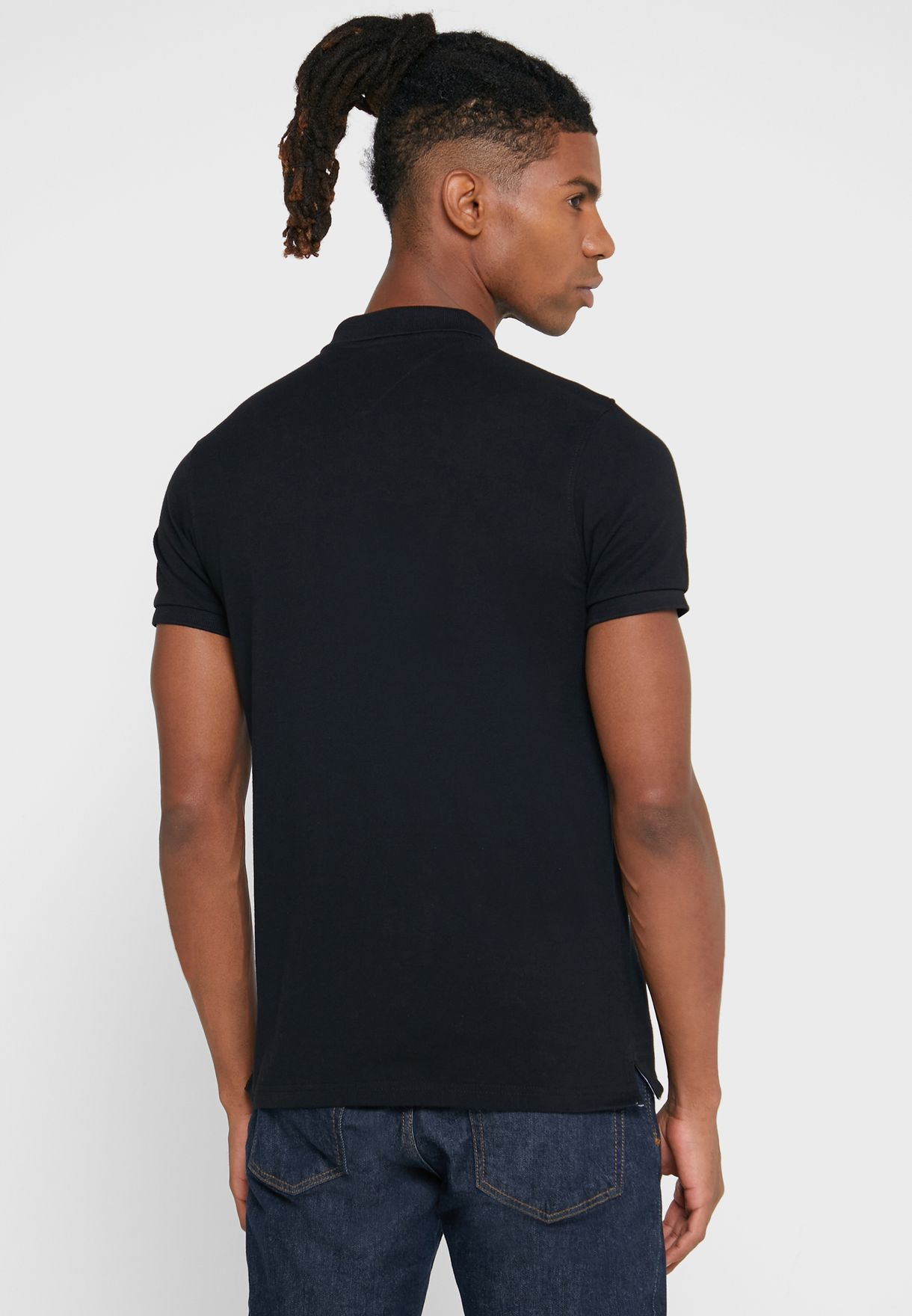 Essential Regular Fit Polo