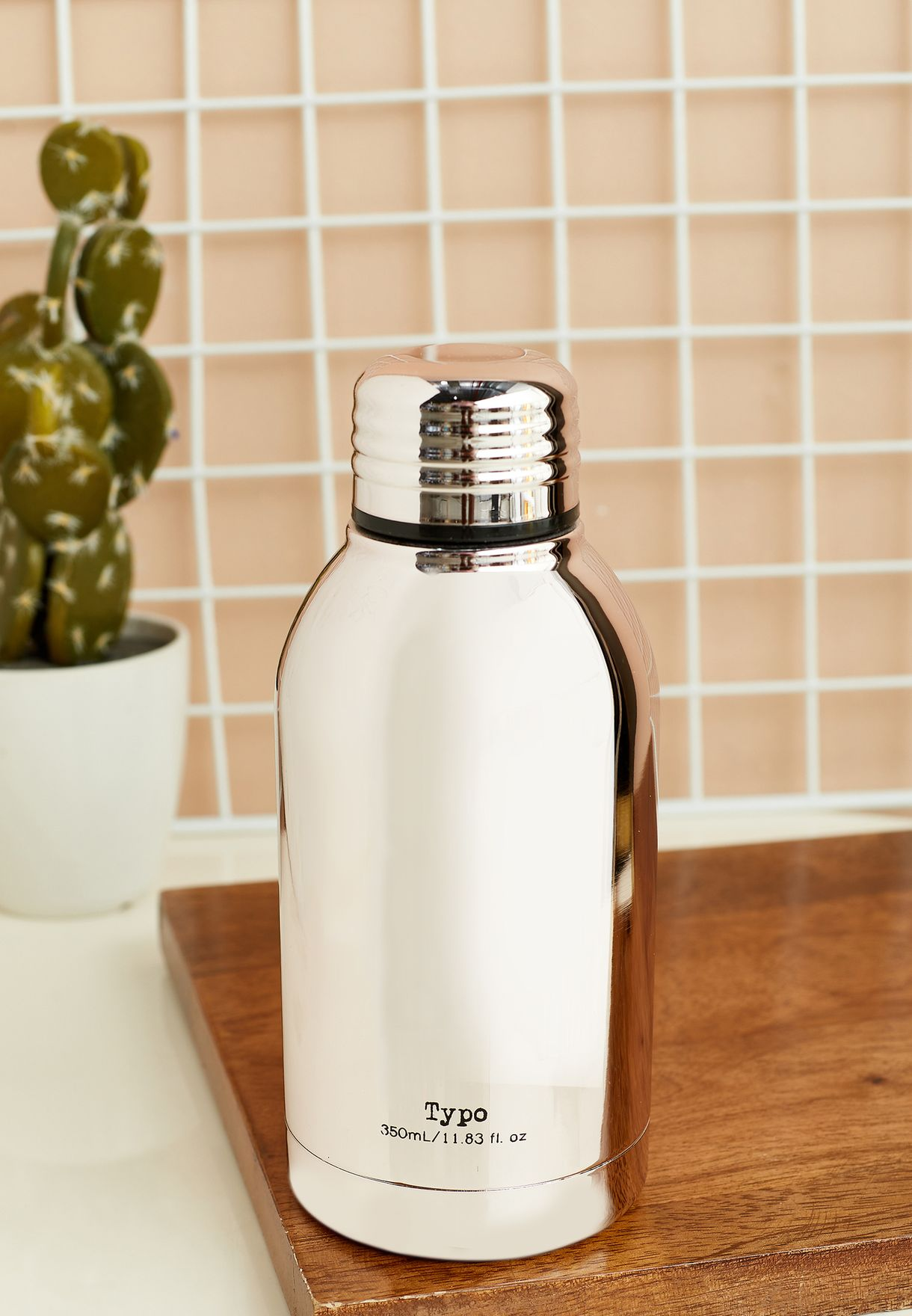 Mini Electroplate Drink Bottle