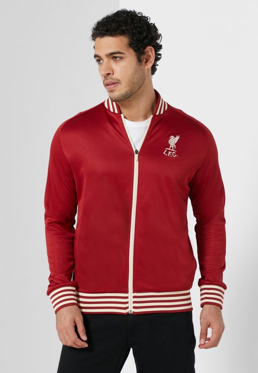 Liverpool Shankly Track Jacket