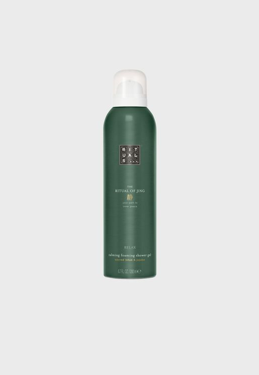 Jing Foaming Shower Gel