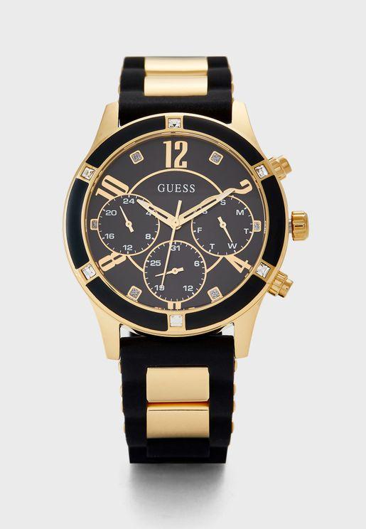 Sun Chronograph Watch