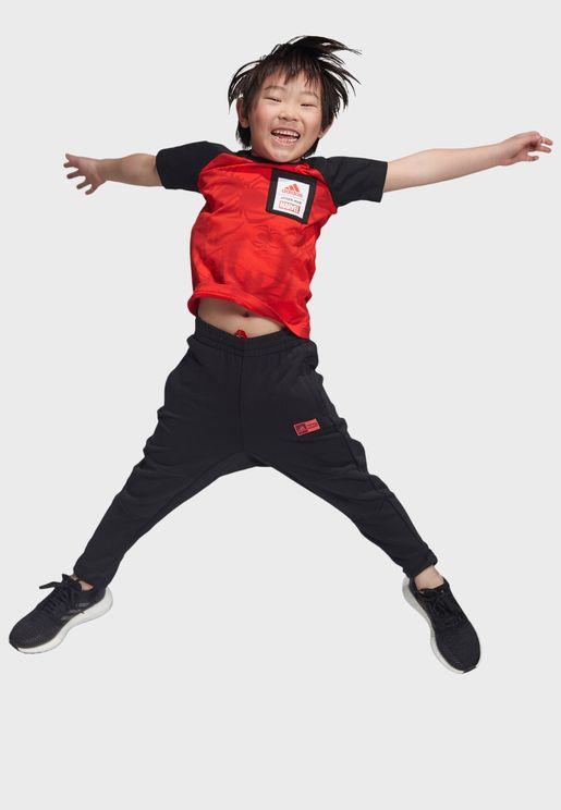 Kids Marvel Spider-Man T-Shirt