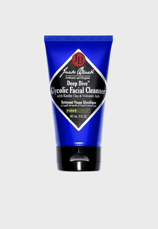 Deep Dive Glycolic Facial Cleanser 147ml