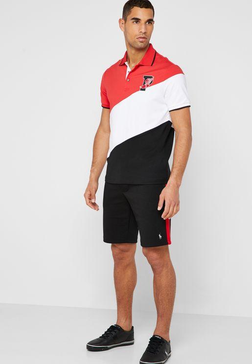 Double Knit Tech Shorts