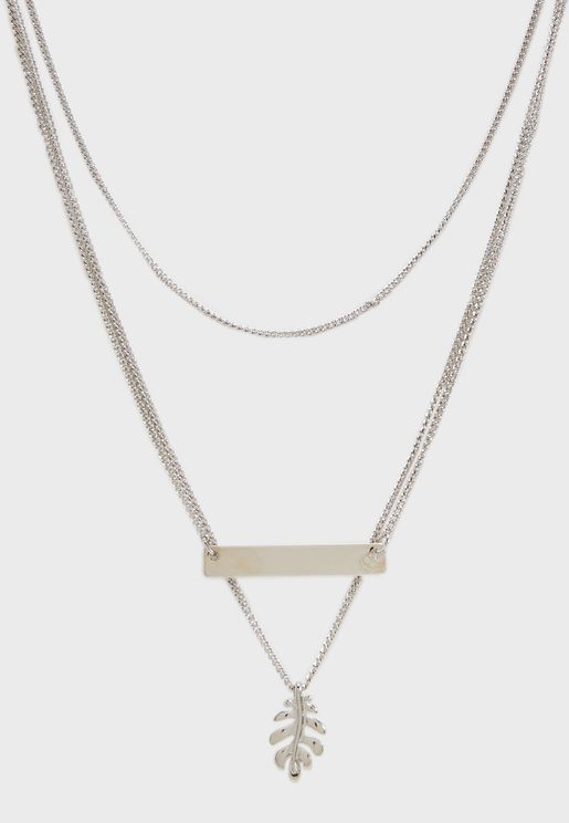 Cally Combi Layered Necklace
