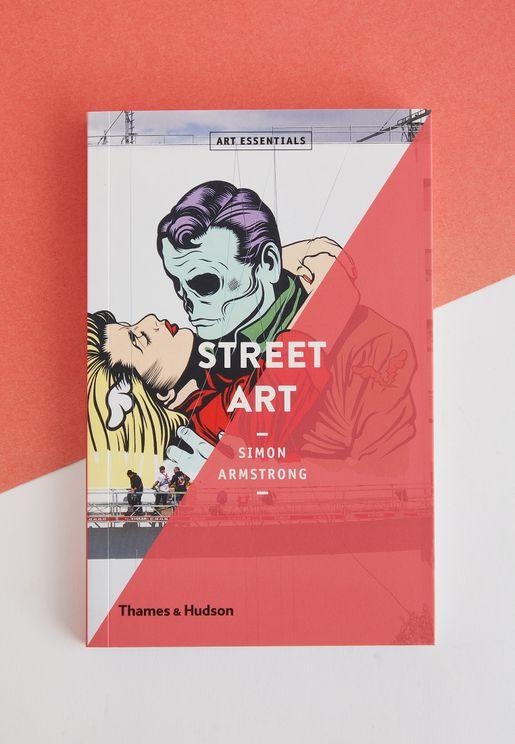 """كتاب """" Street Art"""""""