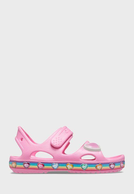 Kids Crocband Sandal