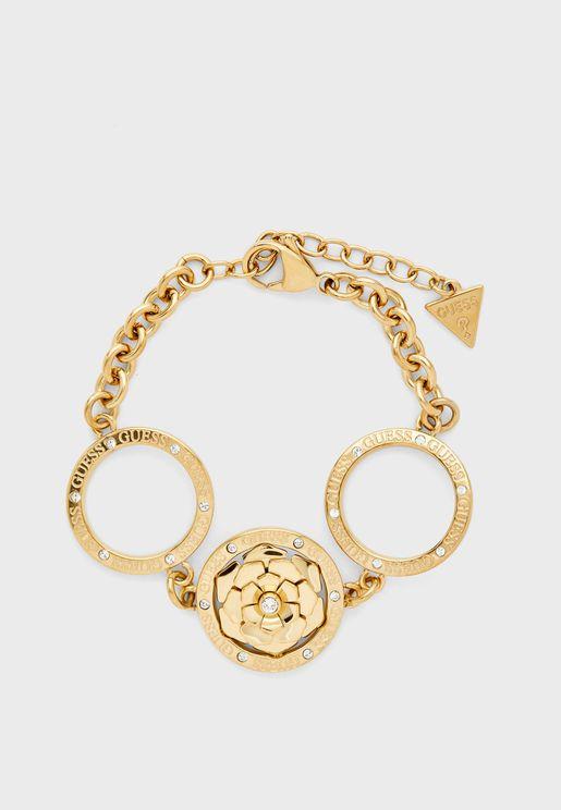 Peony Circles Bracelet