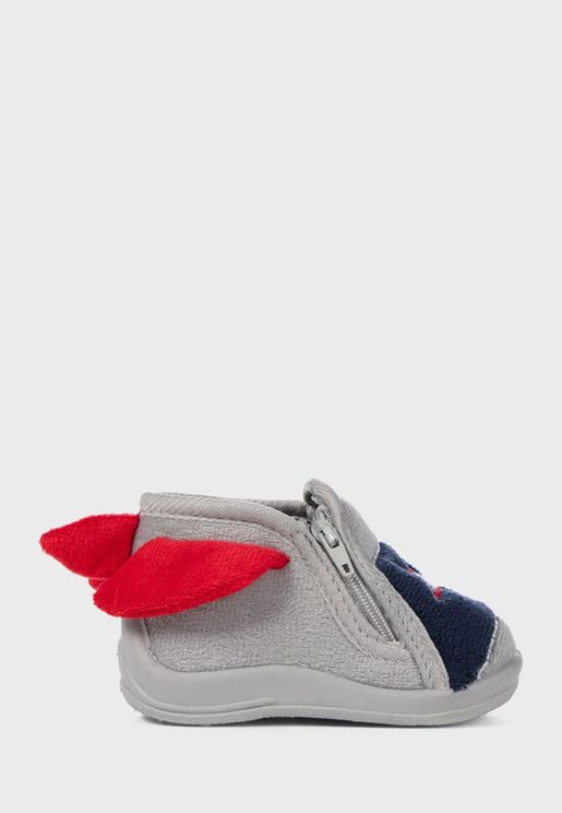 Infant Rocket Shape Slip On